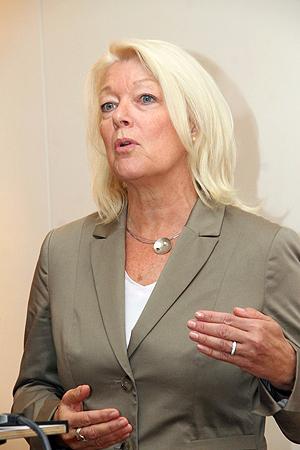 Dipl.-Dok. Silvia Berlage, Leiterin Qualitätssicherung, ZQ (Foto: T. Lippelt)